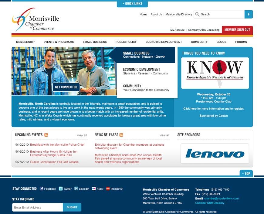 Morrisville Web Design